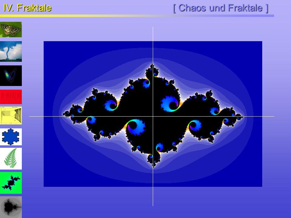 IV. Fraktale [ Chaos und Fraktale ]